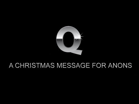 INSPIRING! A Special Christmas Message For Anons:  Do NOT Be Discouraged, Do NOT Give Up!
