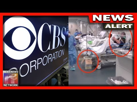 BUSTED! CBS CAUGHT Using FALSE Footage to Push Crisis Narrative to SCARE You!