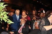 Rev Joseph Lowery died at 98