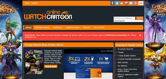Watch Cartoons Online Free toonl