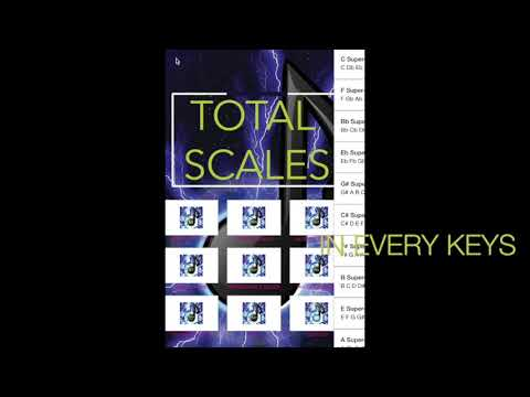 Total Scales - learning scales
