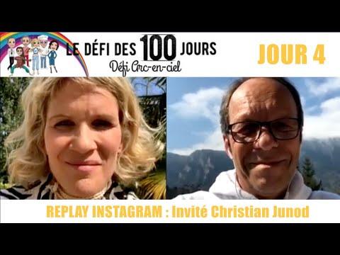 JOUR 4 Défi arc-en-ciel - Christian Junod