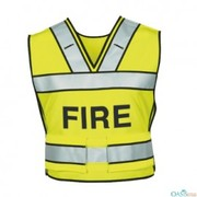 custom safety vest fireman manufacturer