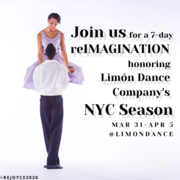 Limon Dance Company on Instagram