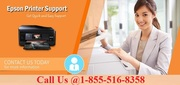 Epson Printer setup (+1-855-516-8358) USA