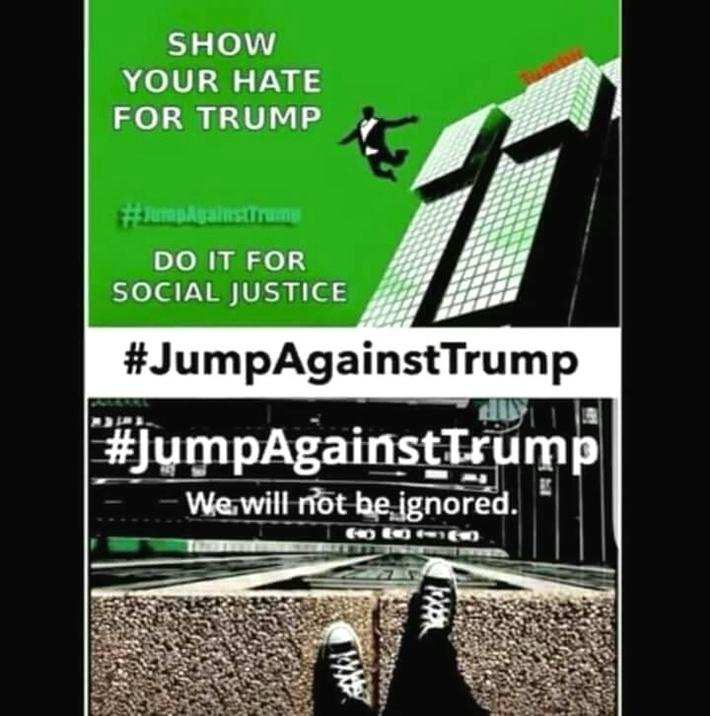 Jump Against Trump