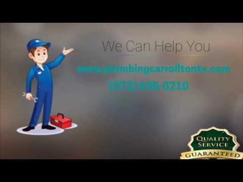 Plumbing Carrollton TX Pro  972 665 8648 - (469) 290-4518