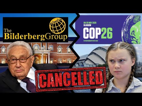 Globalist Conferences Cancelled Over Corona Crisis - #NewWorldNextWeek