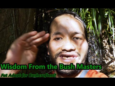 Wisdom from the Bush Masters: Fat Adapt for Bushcrafters!