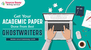 Get Your Academic Paper Done From Best Ghostwriters
