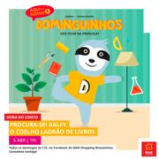 """CRIANÇAS: Dominguinhos""""- Eis o MAR Shopping Matosinhos online!"""