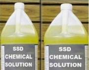 SSD SOLUTION CHEMICAL FOR CLEANING BLACK MONEY NOTES AND AUTOMATIC BLACK MONEY CLEANING MACHINE IN
