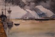 Dublin Port (1890's)