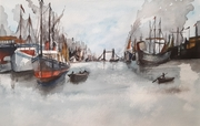 London Port (1890's)