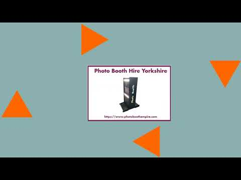 Photo Booth Hire Yorkshire