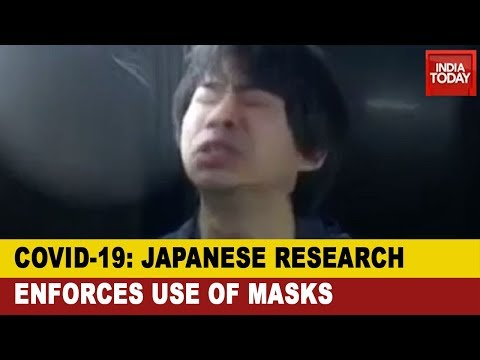 COVID-19: Japanese Research Elucidates Risk Of Virus Transmission Via Emission Of Micro-Droplets
