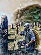 Vikings and stones