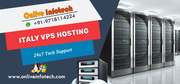 Onlive Infotech Launched New Event for Italy VPS Hosting