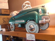 Seiverling Car and Pedal Car Museum