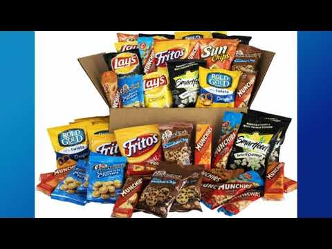 subscription for Employee Snack Boxes