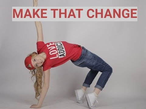 Geraldine Taylor - Change Part I (Dance Video)