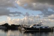 St. Petersburg Harbor Boat Dock