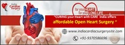 CURING your Heart with CARE  India offers affordable Open Heart Surgery