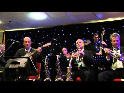 """""""I'M THROUGH WITH LOVE"""": SPATS LANGHAM and the LOVELORN STOMPERS at WHITLEY BAY 2012"""