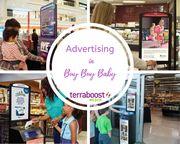 Features of Advertising in Buy Buy Baby