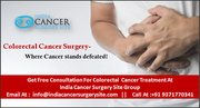 """""""Colorectal Cancer Surgery- Where Cancer stands defeated!"""""""