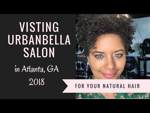 Visiting Urbanbella Salon