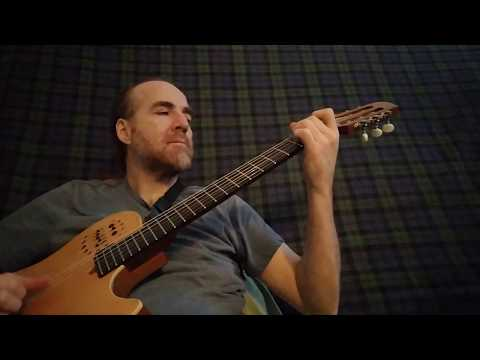 Last Train Home (Pat Metheny) - excerpt #1 - [Fingerstyle Guitar Covers]