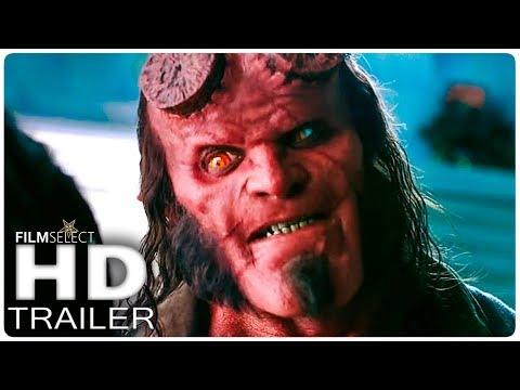 HELLBOY Trailer (2019)