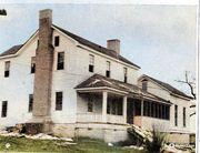 High Shoals boarding house