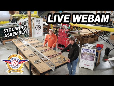 Zenith Wing Assembly LIVE WEBCAM