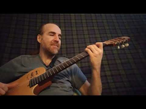 Last Train Home (Pat Metheny) - excerpt #2 - [Fingerstyle Guitar Covers]