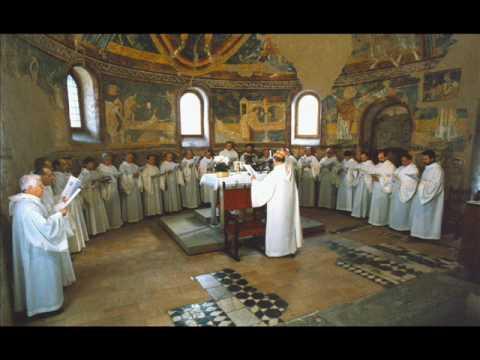 REGINA CAELI LAETARE, Antifona gregoriana, Schola Gregoriana Mediolanensis, direttore Giovanni Vian…