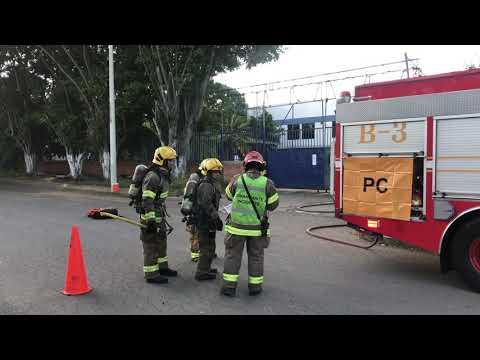 Video 6 COMANDO DE INCENDIOS - ESQUEMA DE TRABAJO 3 / Vídeo Destacado de La Hermandad de Bomberos
