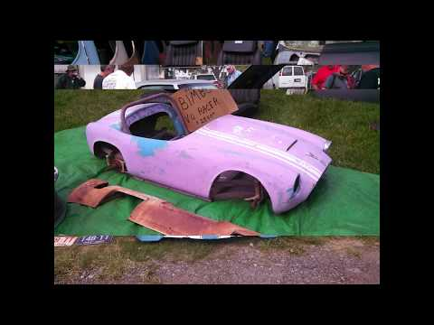 Scenes From the 2016 Spring Carlisle Swap Meet