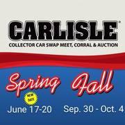 RESCHEDULED: Spring Carlisle
