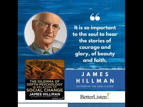 James Hillman on Depth Psychology, preview 1