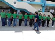 Brigada de estudiantes voluntarios de gestión de riesgos