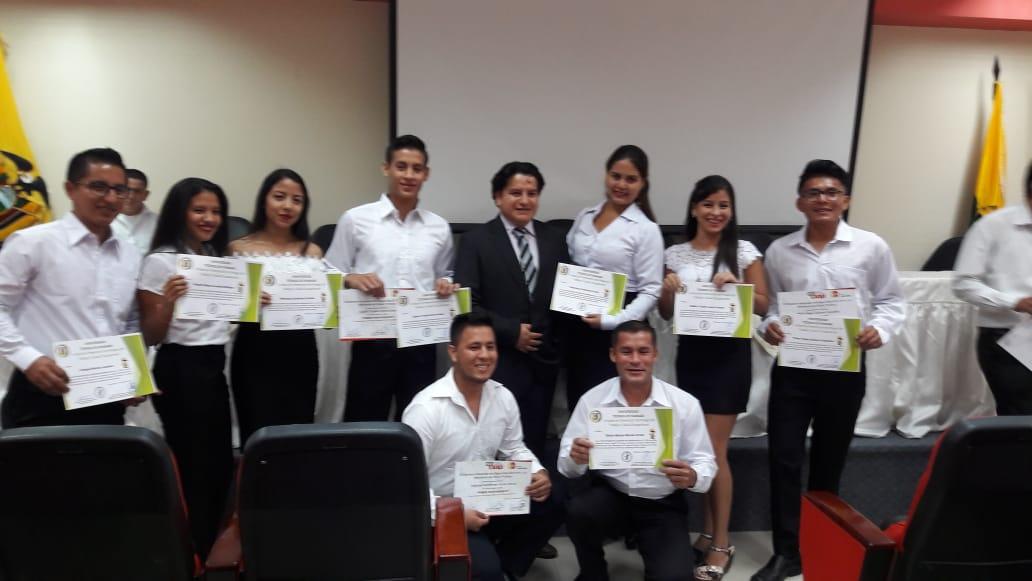 Certificación de Voluntarios