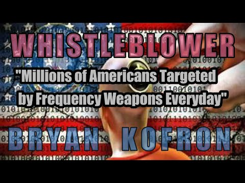 Bryan Kofron Targeted Individuals Mind Control Voice to Skull Electronic Harassment GangStalking