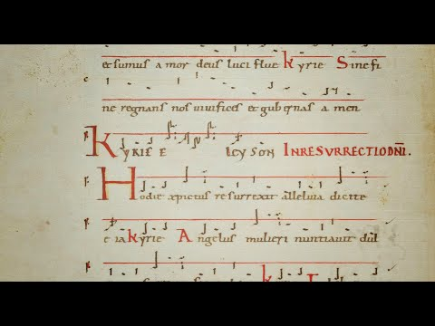 "Kyrie ""In Resurrectione Domini"" - Old Roman Chant (Home Edition)"