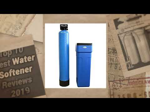 Best water softener review