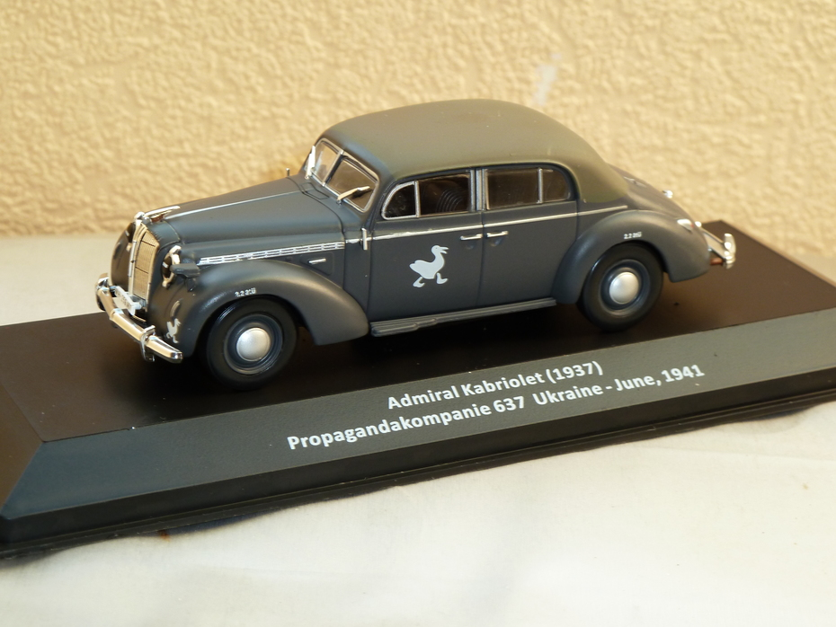 Opel Admiral Kabriolet (1937)