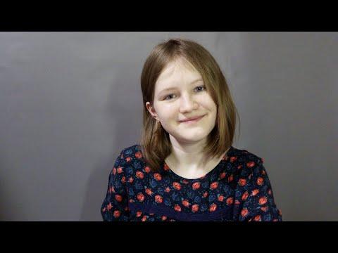 Видеовизитка - Полина Степанова, 13 лет