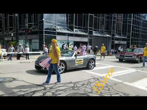 Pittsburgh Labor Day Parade 2019