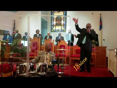 Second Baptist Church Male Choir singing its your season